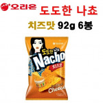 [R] ORION Nacho Original Cheese 92g*6ea