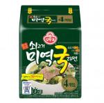 [R] Beef Seaweed Soup Ramen 4ea
