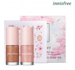 [R] INNISFREE Cherry Blossom Nail Set 1set