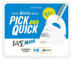[R] DEWYTREE Pick and Quick mask (1day sheet)(30ea)