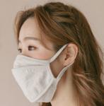 [R] Modern Linen Cotton Mask 1ea (Khaki)