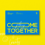 [R] CRAVITY 2020 SUMMER PHOTOBOOK COME TOGETHER (PLAY VER) (Pre-sale)/Release date: July 31