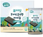 [R] Pure Eat Organic Pure Child Laver(Kim&Sea Salt) (7g*3ea)