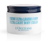 [R] L'occitane Shea Butter Ultra Light Body Cream 200ml
