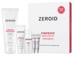 [R] Pimprobe moisturizer 100ml (original) + pimprobe toner 25ml + pimprobe gel cleanser 25ml + pimprobe calming ampoule 10ml*2ea Limmited Edition