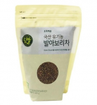 [R] Green Village Domestic Organic Fermented Barley Tea 400g