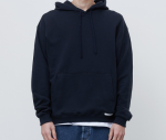 [R] AECA WHITE Finest Cotton Pullover Hoodie Deep Navy 1ea