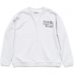 [R] Technophobe NW Sweatshirt Heather Grey 1ea