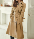 [R] IT MICHAA Trench Coat 1ea