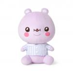 [R] TWOTUCKGOM Purple Bear 1ea