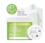 [R] NEOGEN Green Tea Moist PHA Gauze Peeling 1set