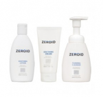 [R] Zeroid 3 set soothing line (cleanser, lotion, cream 160ml) 1set