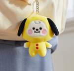 [R] LINE FRIENDS BT21 Chimmy Baby Key Ring 1ea