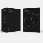BTS- Love Yourself Tear Album 1set (Without Poster, Special Photo Card)
