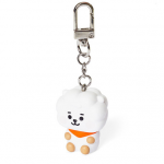 [R] LINE FRIENDS BT21 RJ Baby Figure Key Ring 1ea
