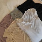 [R] HE.NIQUE Round T-shirts 1ea