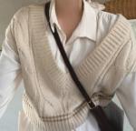 [R] Knit Vest 1ea