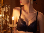 [R] EBLIN Prestige Line Honey Moon Night Bra 1ea