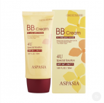 [SALE] ASPASIA 4u Special Solution BB cream 50ml SPF50+/PA+++