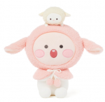[R] KAKAO FRIENDS Lovely Apeach Action Plush Toy 1ea