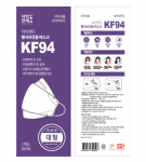 A NATURE'S PRESENT KF-94 Mask 10ea