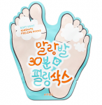 A'PIEU Soft Foot Peeling Socks 1ea