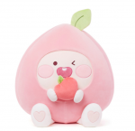[R] KAKAO FRIENDS Super Softy Mochi Cushion-Apeach 1ea