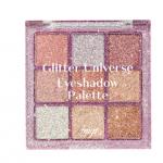 THE FACE SHOP Glitter Universe Eye Shadow Palette 1.2g*9