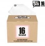 [R] 16BRAND Gangs Skin Care Cotton 100ea