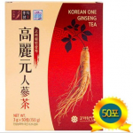 [R] KOREA ONE Ginseng Tea 50ea