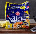 [F] Ottoki Jin Noodle Mild 120g*5ea