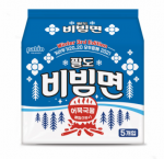[F] Paldo Bibim Noodle 5ea