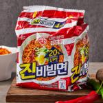 [F] Ottuki Jin Bibim Noodle 156g*4ea