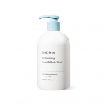 INNISFREE Ato Soothing Facial & Body Wash 500ml