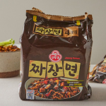 [F] Ottuki Jjajang Ramen Noodle 135g*4ea