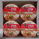 [F] NongShim Shin Noodle Non-Frying Cup 4ea