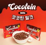 [R] IGOMOKKO Cocotein Milk 1box(15pack)