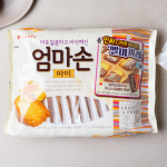[F] LOTTE Mom's pie 254g