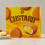 [F] NO BRAND Custard 12ea