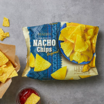 [F] PEACOCK Nacho Chips Original 100g