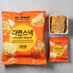 [F] NO BRAND Noodle Snack 250g