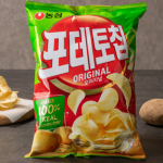 [F] NONGSHIM Potato Chip Original 125g