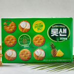 [F] LOTTE Lotte Sand Pineapple 315g