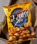 [F] NO BRAND Sweet Potato Shaped Snack 200g