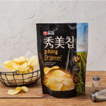 [F] NONGSHIM Sumi Chip (Potato Chip) 85g