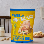 [F] NO BRAND Vanilla Mini Wafers 300g