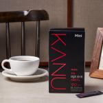 [F] MAXIM Kanu Mild Roast Americano Mini 0.9g*100ea