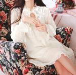 [R] MILK COCOA Romantic Spangle Dress 1ea