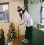 [R] MILK COCOA Amelie Line Everyday Tee 1ea