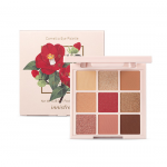 INNISFREE Camellia Eye Palette 8g (2021 Jeju Color Picker Camellia Edition)